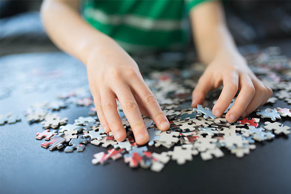 playing puzzle learning memory mfine