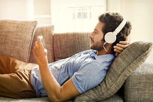 listening to music quarantine fatigue mfine