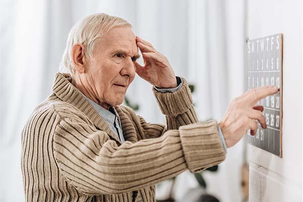 brain tumour confusion or memory loss mfine