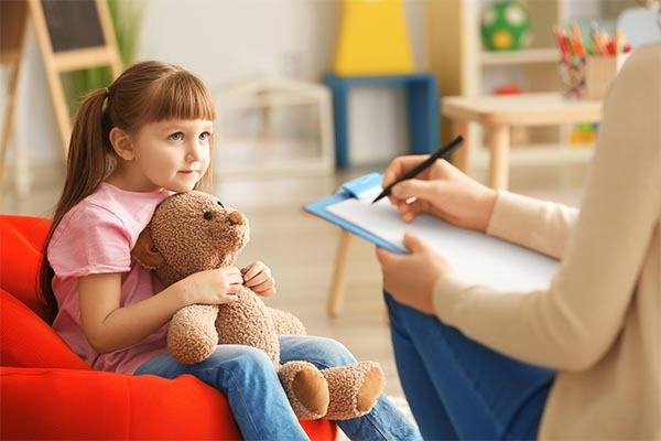 child psychologist therapy mfine