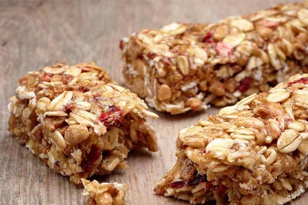 energy bar granola mfine