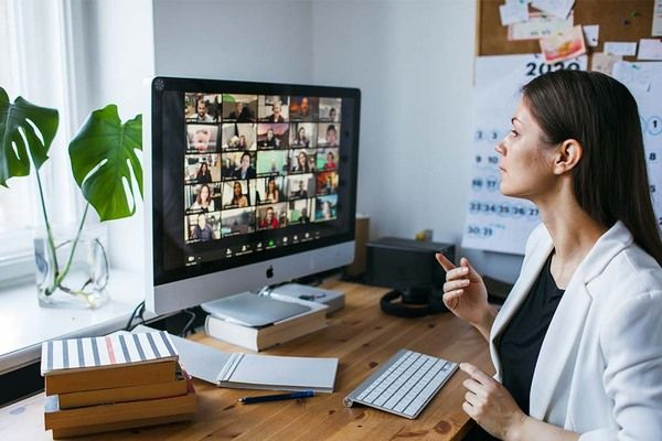 zoom meeting video call mfine