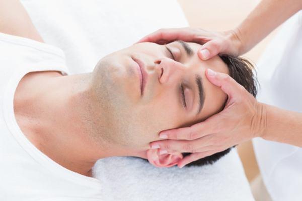 head massage migraine mfine