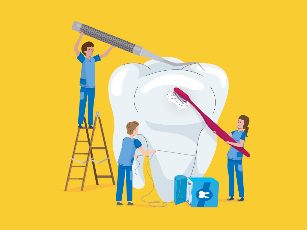 Dental caries treatment