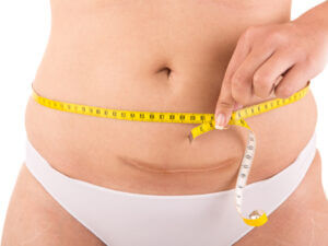 how to reduce belly fat after c section