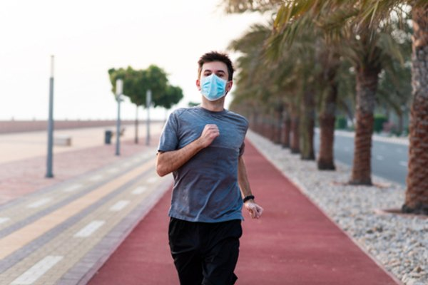 sports activities at 30s running mfine
