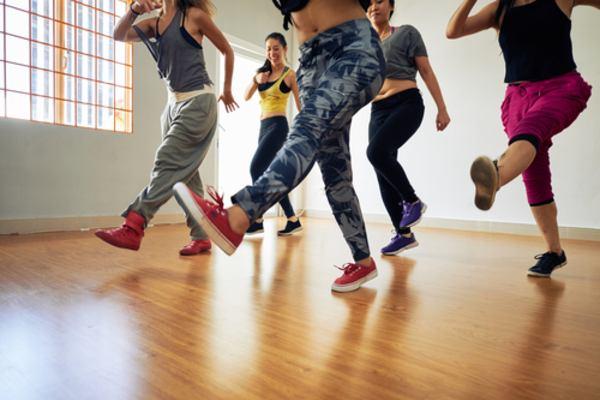 dancing zumba dance mfine
