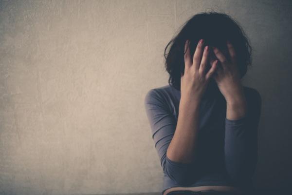 depressed person mfine