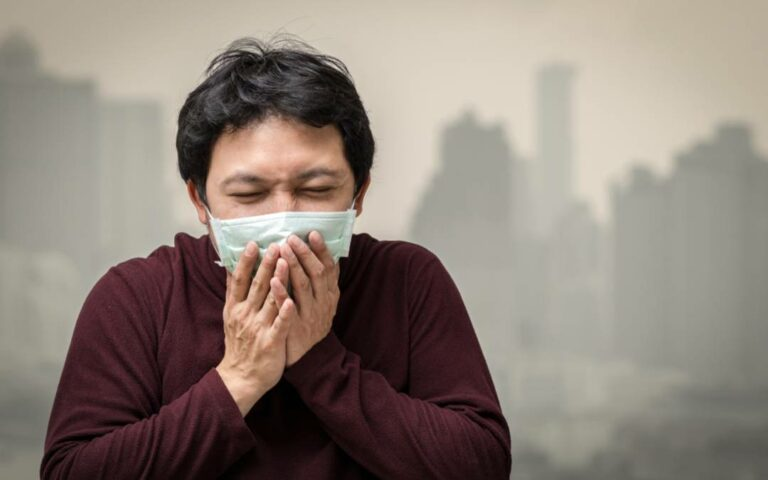 5 Ways Air Pollution Is Affecting Your Health