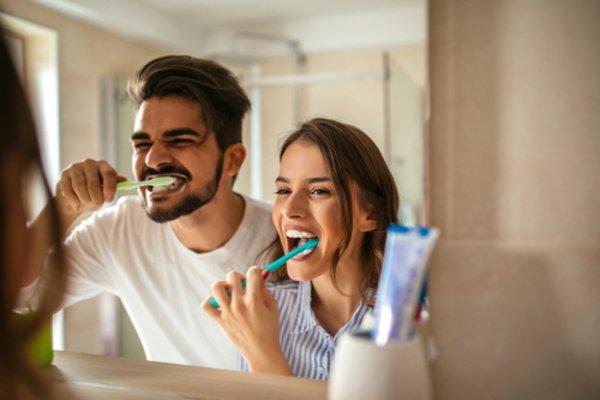 brush teeth stay healthy start healthy mfine