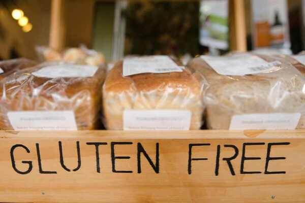 gluten free food endometriosis mfine