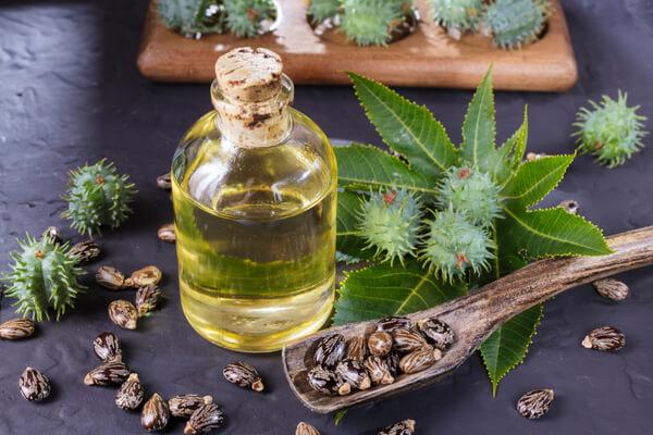 how to shrink a goiter naturally - castor oil