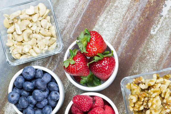 Eating habits - healthy snacking