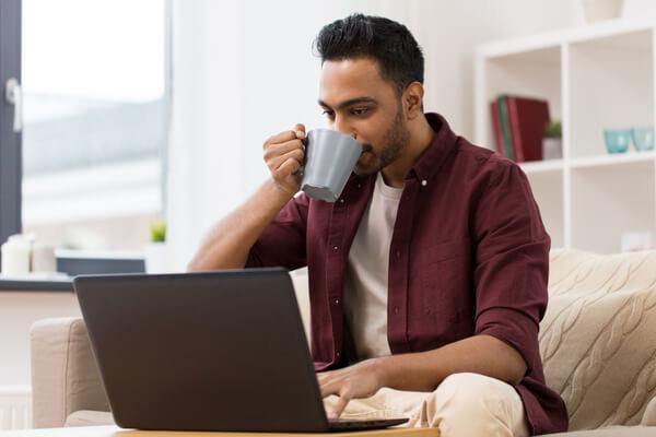 Eating habits - limit caffeine